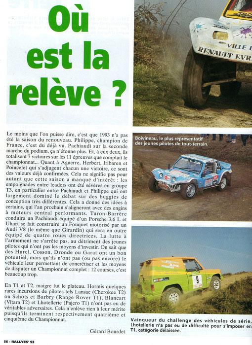 1993 - Rallye Magazine
