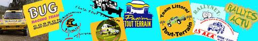 Forum Rallyes Tout Terrain - Championnat de France