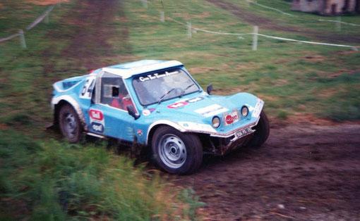 juin 1994 - Rallye du Perche