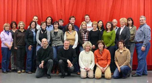Lehrer und Päd. Fachkräfte 2009