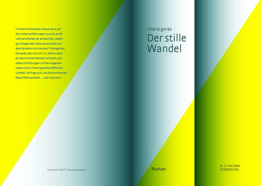 Der stille Wandel Flyer Cover