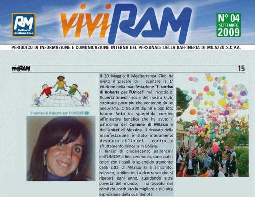 ViviRAM - Settembre 2009