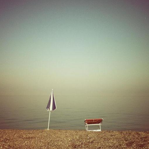 Cento Simone - Fine estate- Fotografia carta - 50 X 50