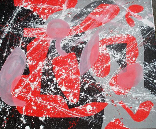 Ciarco Ciani Marco - Per Roberta - olio tela - 60 X 50