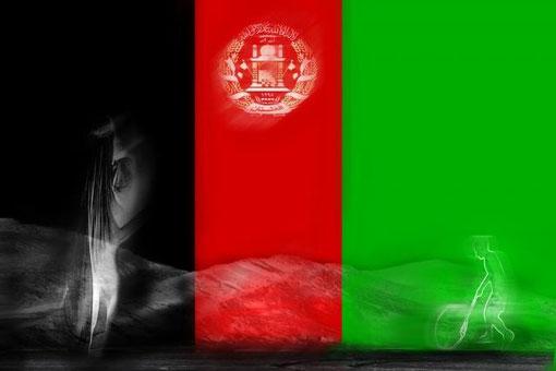 Maffina Mauro - Un nuovo sole per l'Afghanistan - fotografia - carta - 100 X 70