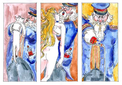 Genèse de l'Ouximer - Le prince charmant