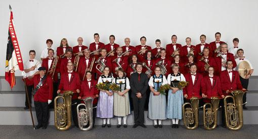 2011 - Mit der MFO am eidg. Musigfescht z'St. Gallen