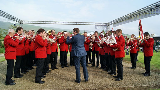 2012 - Am Whit Friday Brassband-Contest in Saddelworth - England