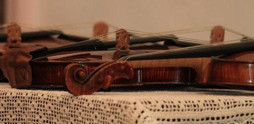 Barocke Geigenpracht