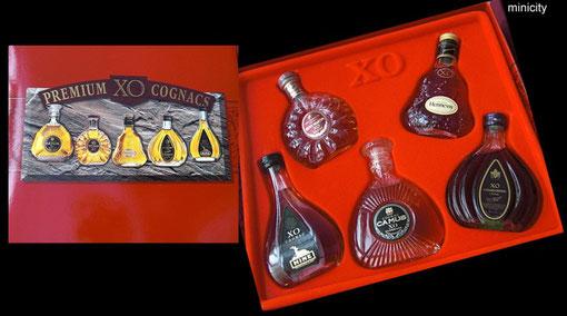 premium XO cognacs