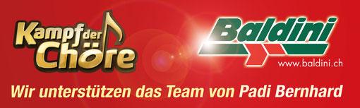 LKW - Fan-Logo Baldini