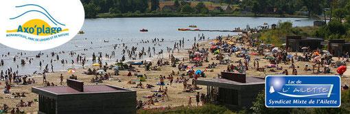 Axo plage dans l'Aisne