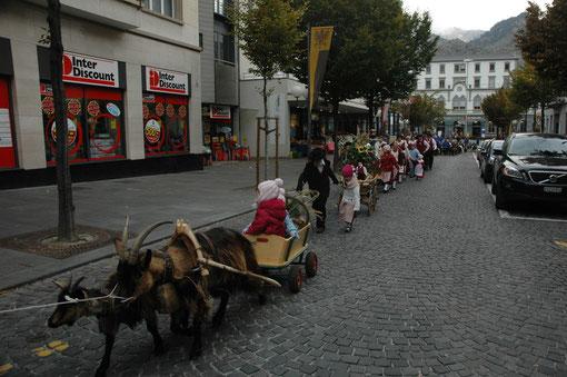 Jubiläum ZZG-Glis