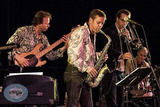 Modern Jazz - Paul van Kemenade Quintet