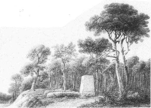 Kleistgrab 1863