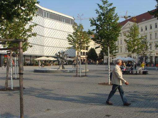 Richard Wagner Platz 2014, Foto: Eigene Aufnahme