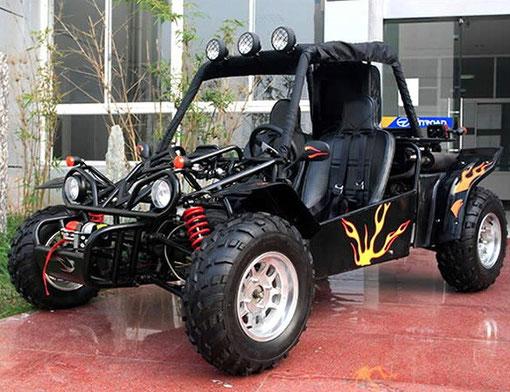 Kinroad 650