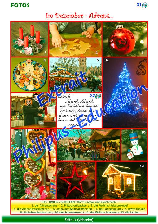 Im Dezember : Advent