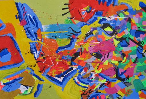 Rheingold Punk 2012 (120 x 80cm)