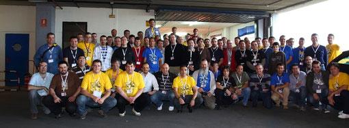 Participantes TMAP 2011 (Pulsa para ampliar)