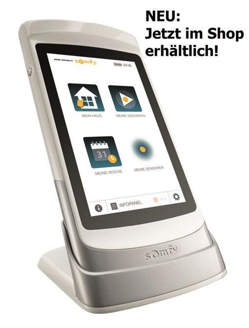 Das neue Somfy TaHoma Pad io – Jetzt im Online Shop bei http://www.smarthome-hannover.de!       Hier können Sie das Somfy TaHoma Pad io kaufen!