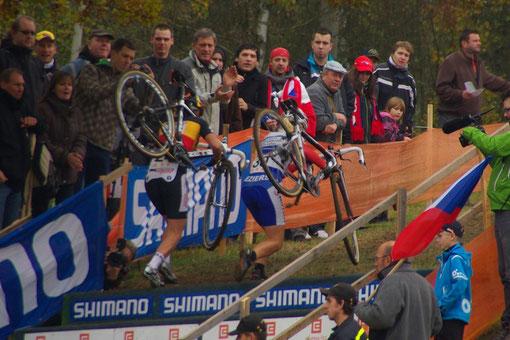 Dimanche 21 Octobre, 1ère manche de la coupe du monde de Cyclocross en république Tchèque