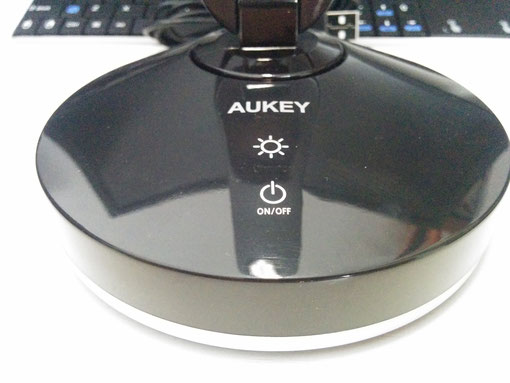 Lámpara Escritorio LED Plegable Aukey