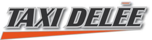 Nouveau logo Taxi Delée