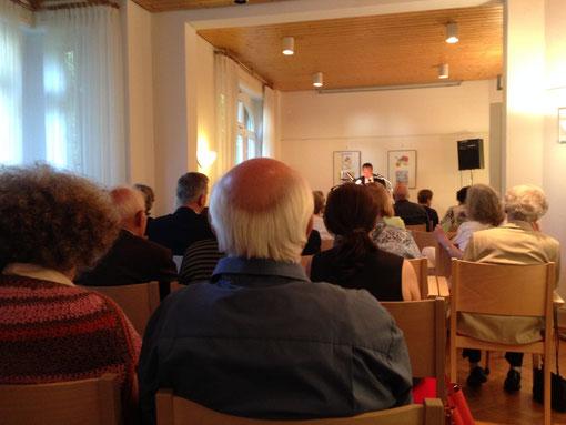 AGORA-Jubiläumsvortrag (18.6.2014)