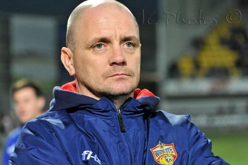 Richard AGAR entraineur de Wakefield - Nouveau sélectionneur de l'équipe de France de Rugby à XIII  - © JC Photos