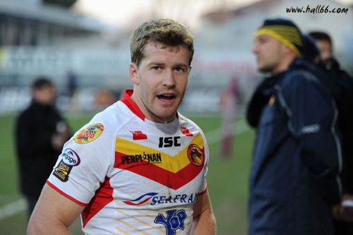 Scott DUREAU - Dragons Catalans