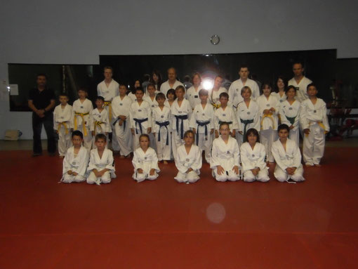 Kup-Prüfung 16.06.2011