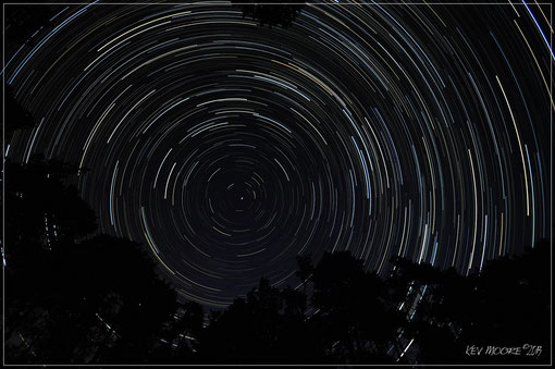 Multiple Exposure Star trail