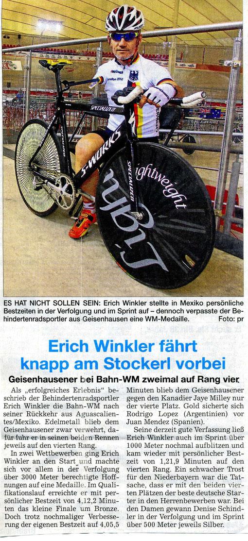 Quelle: Landshuter Zeitung 23.04.2014
