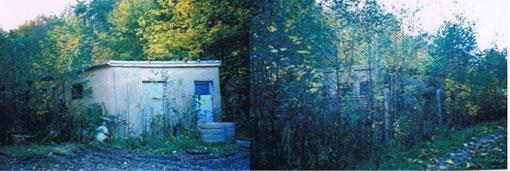 ungenutzte LPG-Pumpstation 1998