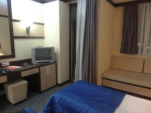 Zimmer im Melissa Garden Hotel