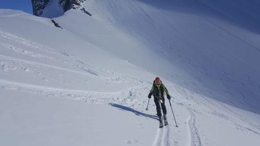 Skitour, Wäspen, Brunnital, Unterschächen, Klausenpass, Griessstock