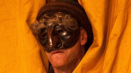 Masques Commedia dell'Arte