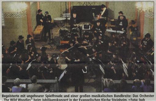 Quelle: Hanau Post, 05. November 2013 (Der komplette Artikel unter Presse)