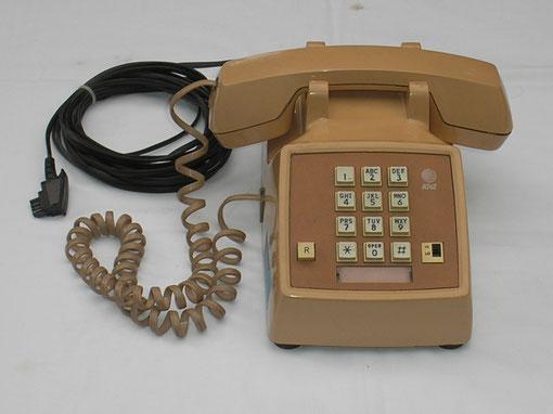 Telefonapparat mit Tastaturwahl der Fa. ATT aus dem Jahre 1988