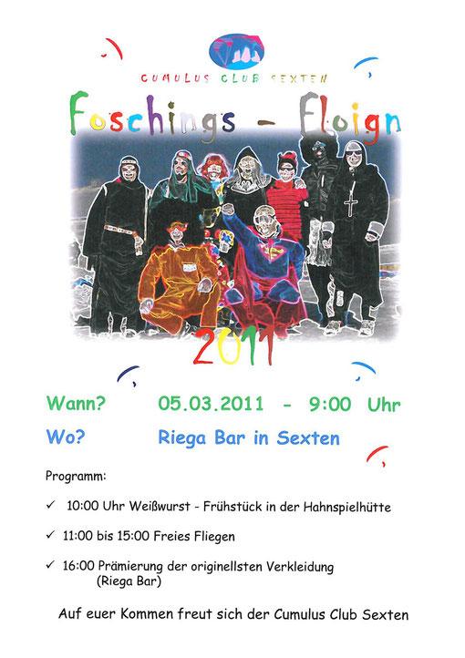 Foschings - Floign in Sexten