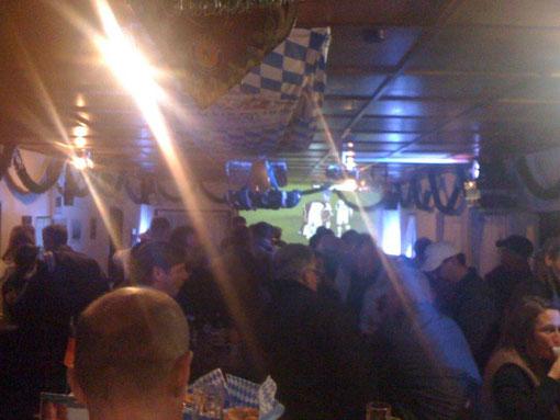 Eine großartige Resonanz: Das 1. Schröcker- Oktoberfest im Sportheim des FSV- Schröck