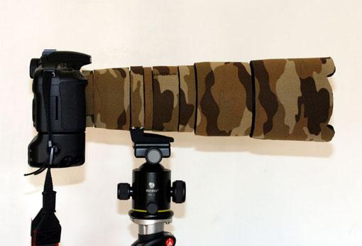 Canon Eos 30d + Sigma 100-300mm f4 HSM EX + Benro ks-1