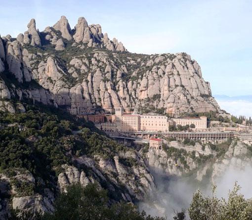 Эксурсии в монастырь Монсеррат (Каталония)