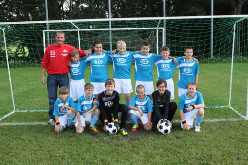 D-Junioren der Saison 2012/2013