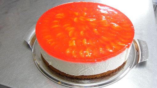 Quark-Mandarinen-Torte, Preis 22,00 €