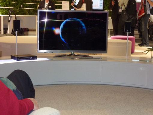 t online shutter brille fernsehen ifa 2010