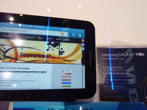 galaxy tab samsung ifa 2010 kwoxer.de