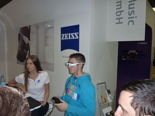 zeiss LED brille