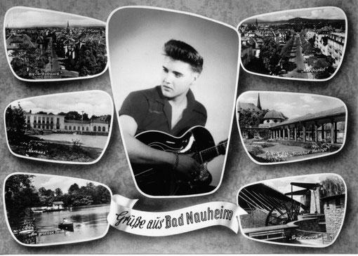 Sammlung der Initiative Elvis in Bad Nauheim